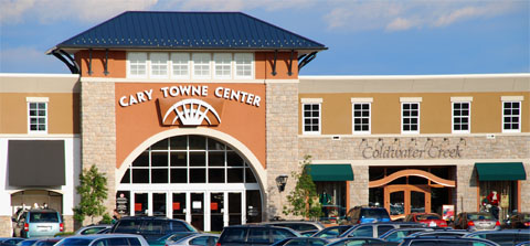 cary town center