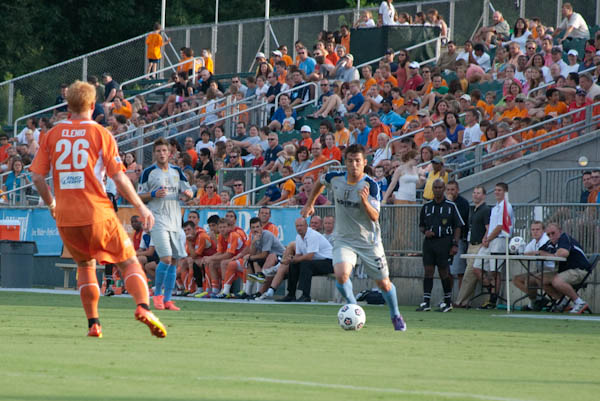 Cary uses the occupancy and meals tax revenue for upkeep in facilities such as the WakeMed Soccer Park.