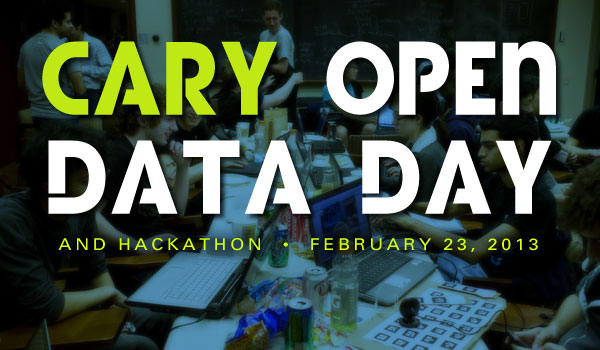 cary-open-data-day