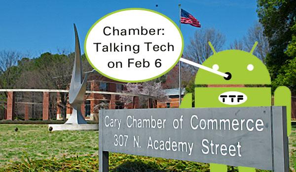 chamber-cary-technology