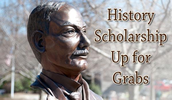 history-scholarship-cary-nc