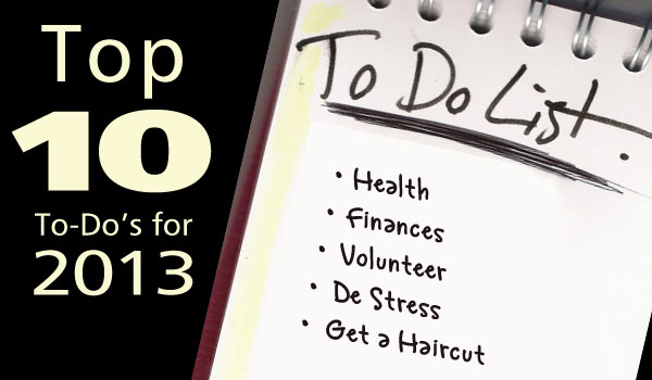 top-10-to-do-2013-2