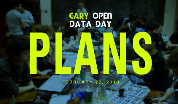 cary-open-data-day-plans