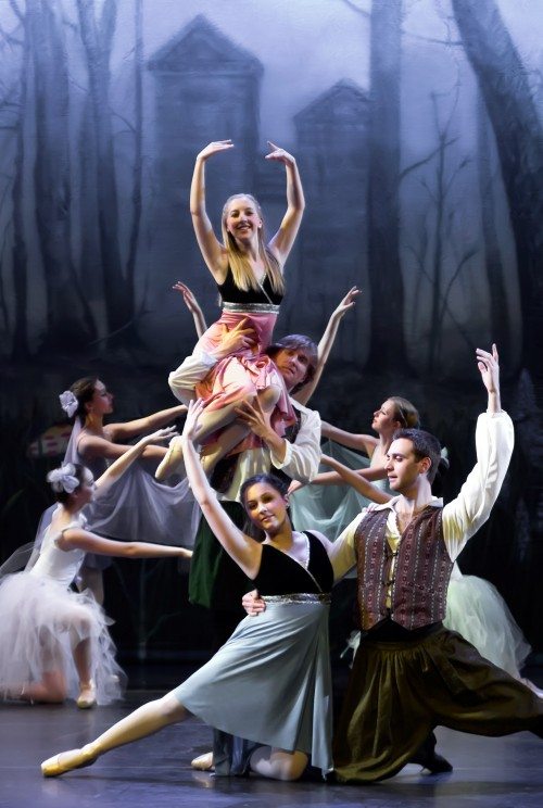 Tales from an Athenian Forest Cary Ballet
