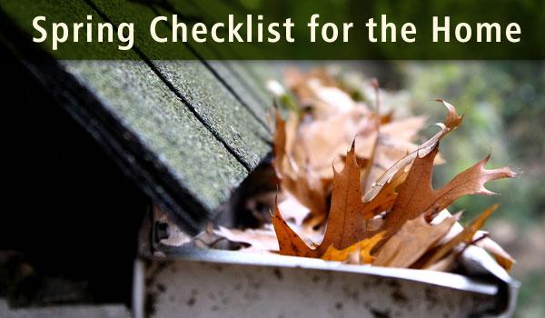 spring-home-maintenance-checklist