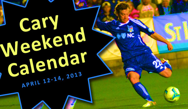 weekend-events-cary-april13