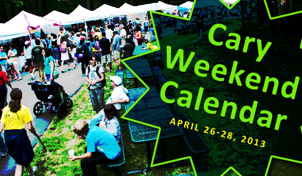 weekend-events-cary-april27