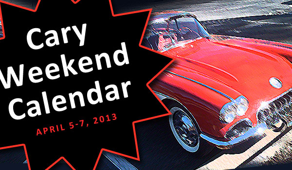 weekend-events-cary-april5