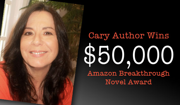 cary-author-amazon-breakthrough