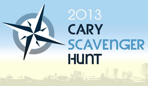 cary-scavenger-hunt-2013