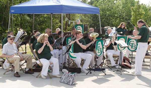 cary-town-band