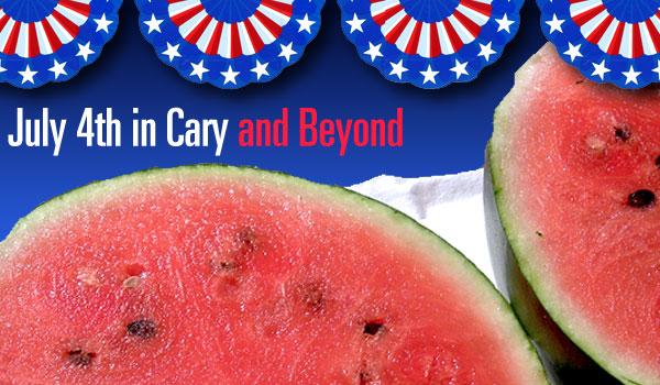 July 4th Cary