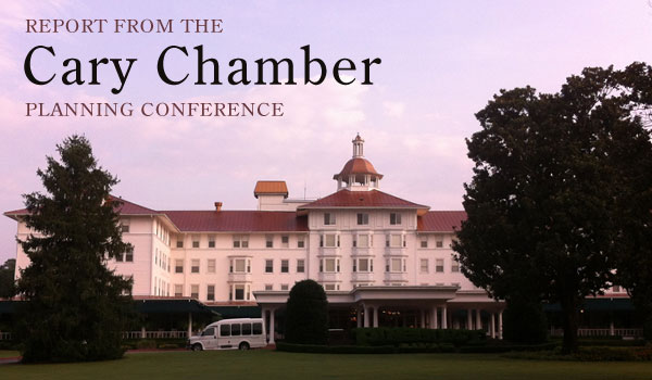 cary-chamber-planning-conference