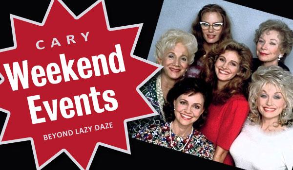 Cary Weekend Calendar