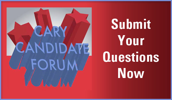 cary candidate forum