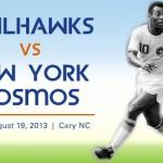 railhawks vs cosmos