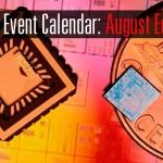 tech event calendar