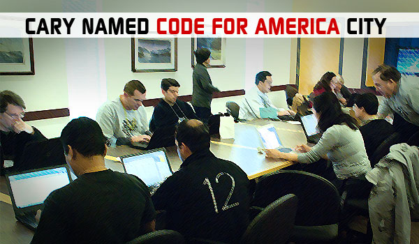 code for america cary
