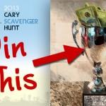 scavenger trophy