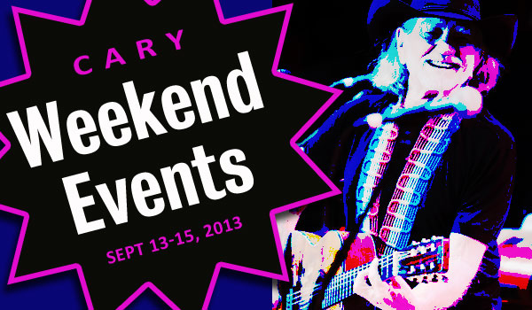 weekend calendar 0913