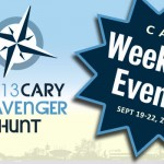 weekend scavenger hunt