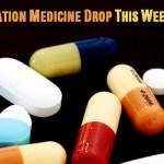 medicine drop