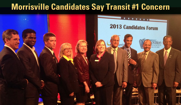 morrisville candidates