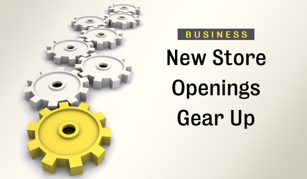 new store openings