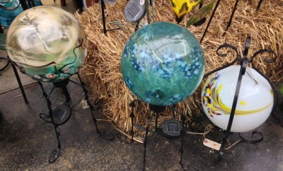 Cary Holiday Shopping Guide - Solar Globes