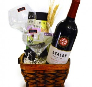 Who doesn't like a wine gift basket? UnVined in Cary has what you're looking for