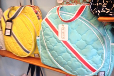 Cary Holiday Shopping Guide - tennis bags