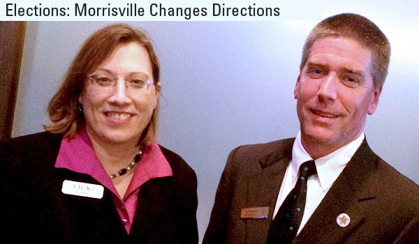 Morrisville Election Results