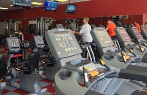 Workout Anytime allows members to exercise when time is convenient