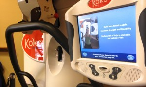 KoKo Fit uses technology to monitor a clients workouts