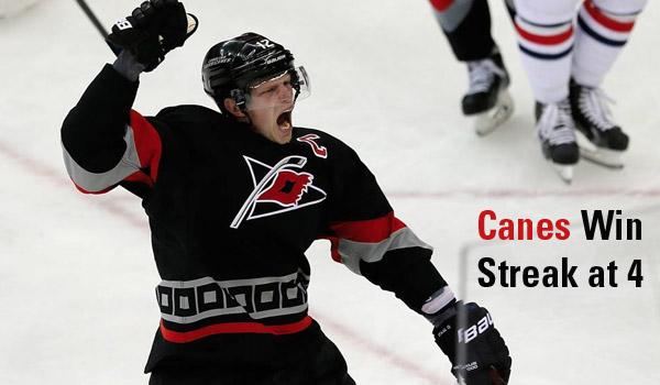 canes-win-streak