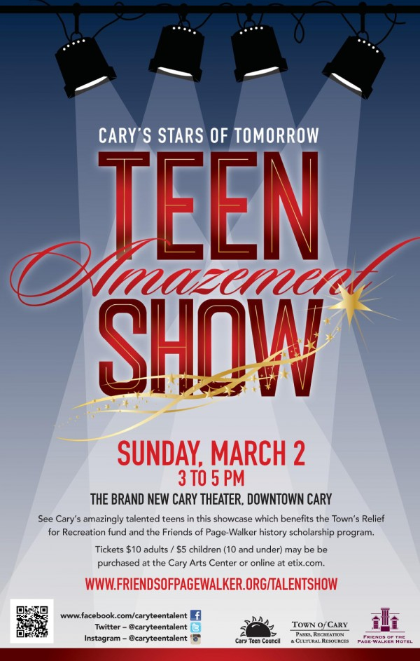 teen amazement show