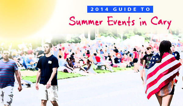summer-events-cary-2014
