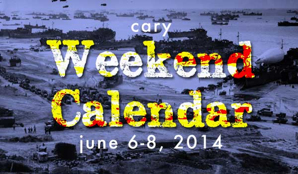 cary-weekend-events-060614