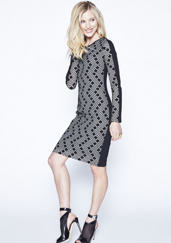 Vince Camuto Dress, photo courtesy Belk Fashion Department