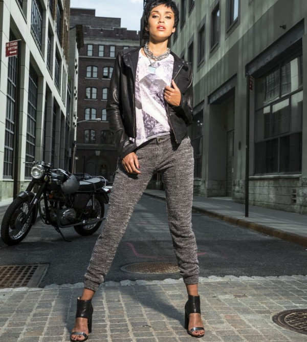 Outfit by Kind Of. Photo courtesy Belk Fashion Department