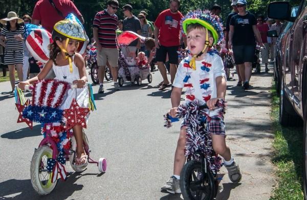 parade bikes