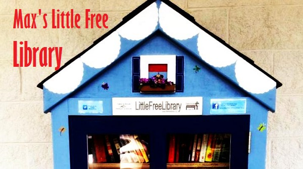 Max's Little Free Library