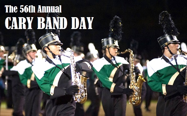 56th Annual Cary Band Day