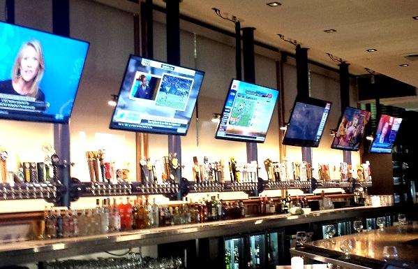 T.MAC always has 100 beers on tap.