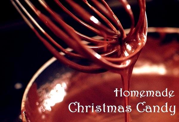Homemade Christmas Candy