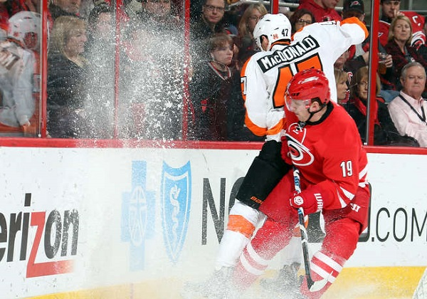 Canes vs. Flyers
