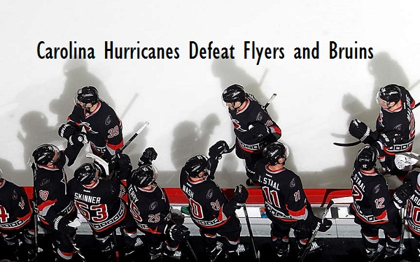 Hurricanes vs. Bruins