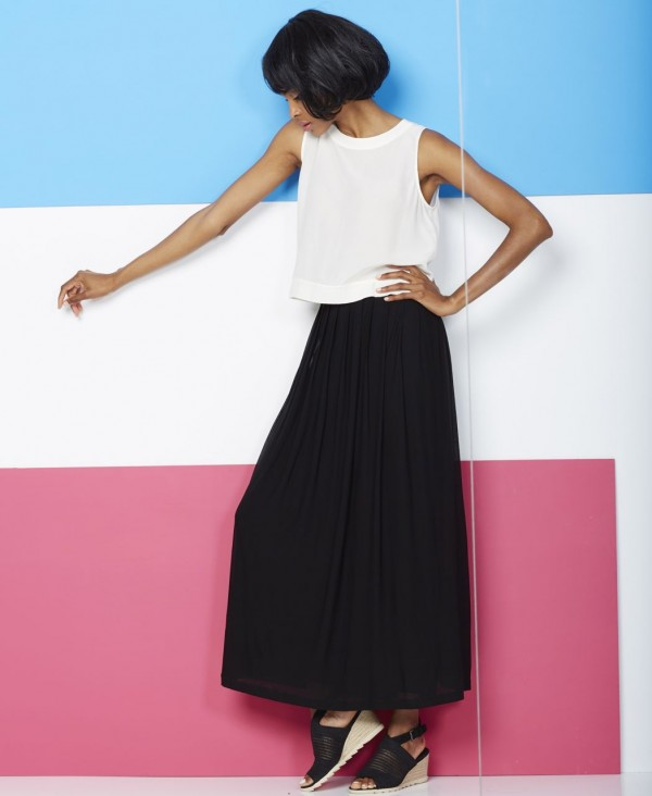 Bold Mixes of Black and white from EFL