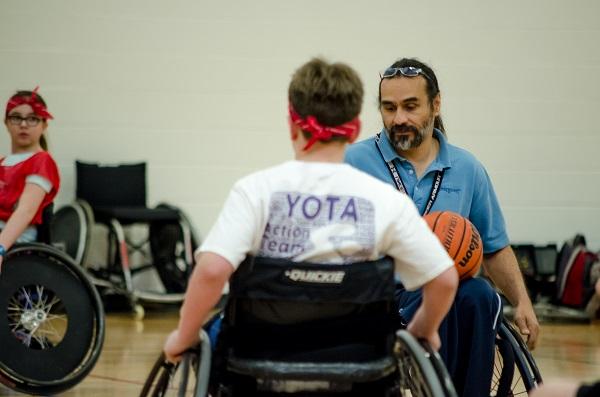 Wheelchair Basketball Tournament