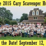 cary scavenger hunt